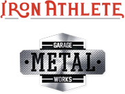 iron athlete garage works metal